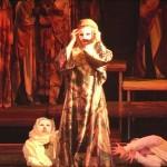 Maria Taytakova as Lucia di Lammermoor, State Theatre Košice 2009
