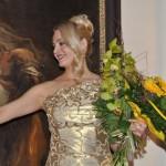 Maria Taytakova at Operngala in Seitenstetten, Austria 2013