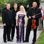 Maria Taytakova and members of Czech Philharmonic Collegium,2012