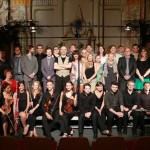 Rigoletto 2013 team, Schloss Kirchstetten, Austria
