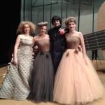 Ariadne auf Naxos 2014, State Theatre Košice, soloists
