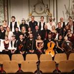 Elisir d'amore 2015 team, Schloss Kirchstetten, Austria