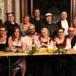 Elisir d'amore 2015 soloists, Schloss Kirchstetten, Austria