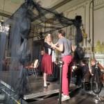 Maria Taytakova as Gilda, Rigoletto, Schloss Kirchstetten, Austria 2013