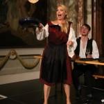 Maria Taytakova as Adina, Elisir d'amore, Schloss Kirchstetten, Austria 2015