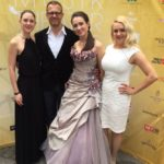 TEATRO BAROCCO team at the Musik Theater Preis 2017