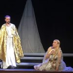 Maria Taytakova as Pamina in Zauberflöte 2019