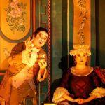 Maria Taytakova as Rosetta, G.A.Benda: Il buon marito, TEATRO BAROCCO 2019, Photo: Barbara Pálffy