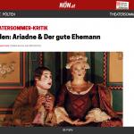 NÖN, Theatersommer-Kritik, 2019