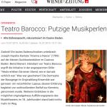 Wiener Zeitung, Opernkritik 2019